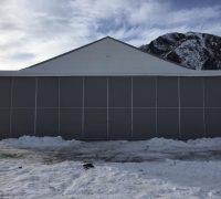 18X18M Ölçülerinde Çelik Konstrüksiyonlu Hangar Çadırı