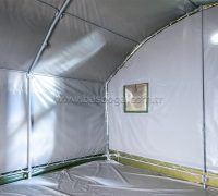 Askeri çadırların kullanım alanı; Depo ve Saklama Alanları
