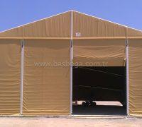 Askeri çadırların kullanım alanı; Bakım Onarım Alanları