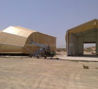 Askeri çadırların kullanım alanı; Kamp ve Operasyon