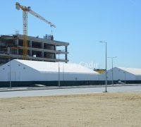 İstanbul Havalimanı THY Cargo Tesisi İnşaatı