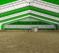 Kapalı spor alanları için ekonomik çözüm; Spor Çadırları