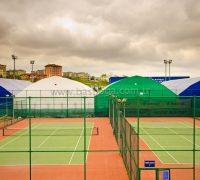 Kapalı Spor Alanı, Spor Alanı Çadırları