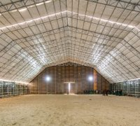 Spor Alanı Çadırları, At Binicilik Çadırları