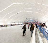 Spor Çadırı; Buz Pateni Pisti, Kapalı Buz Paten Pisti